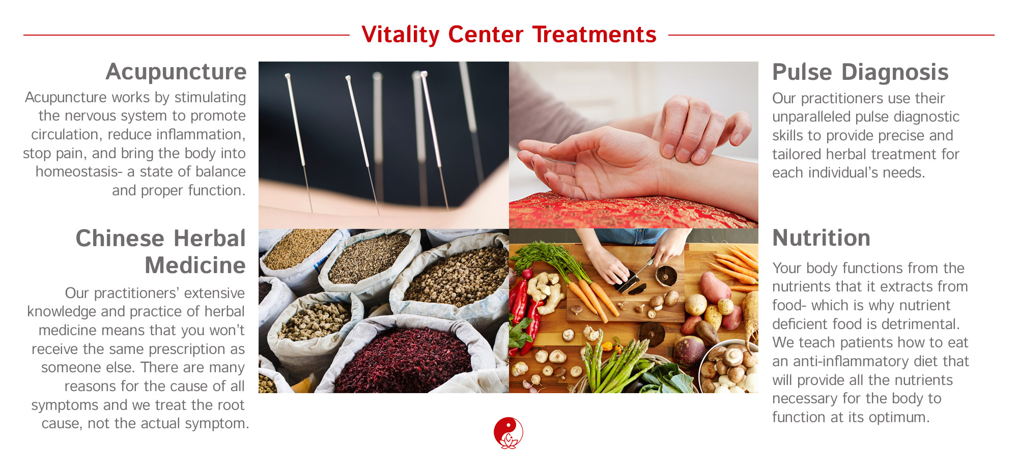 Chinese herbal treatment - Give Us Four Months And We Will Give You Your Life Back