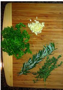 Lamb herbs