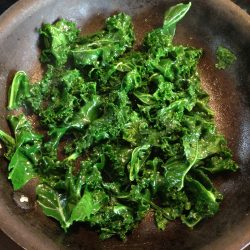 Sautéed Kale: Health and Taste Combined