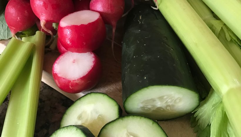Vegetables: Some Honorable Mentions