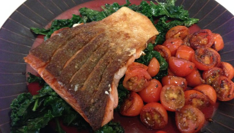 Crispy Skin Salmon: What You've Been Missing Out On