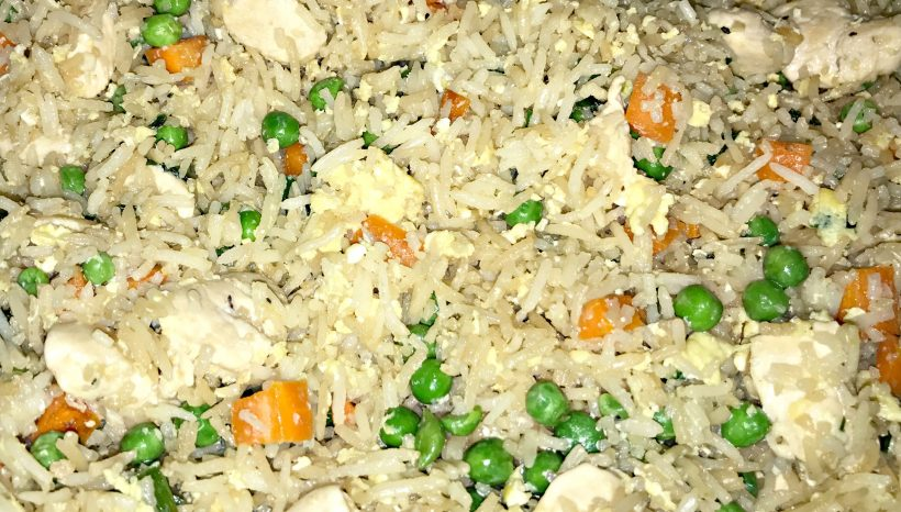 Fragrant Chicken Fried Rice Recipe