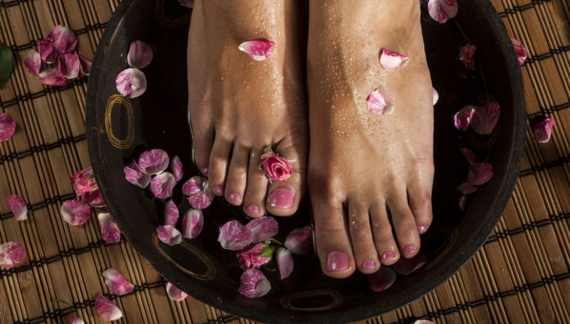 Our Herbal Foot Soaks: A Breakdown of the Formula